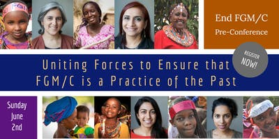 Uniting Forces to Ensure that FGM/C is a Practice of the Past: End FGM/C Pre-Conference