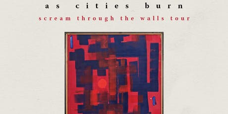 as cities burn, All Get Out, Many Room tickets