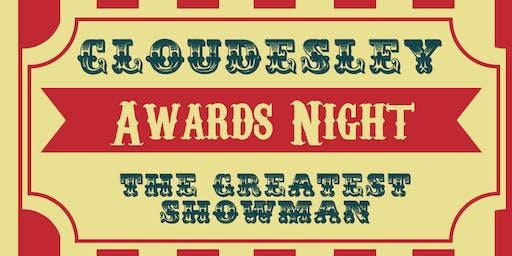 Cloudesley Awards Night 2019