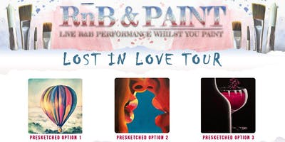 RnB and Paint: Lost In Love Tour (Tallahassee, FL)