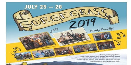 GorgeGrass Local Passes tickets
