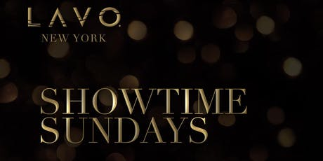 LAVO SUNDAYS  tickets