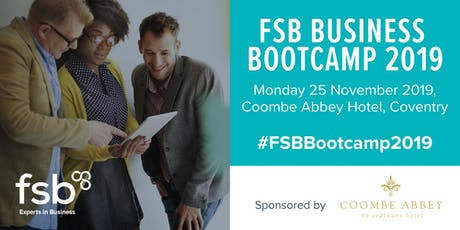 FSB Business Bootcamp 2019 tickets