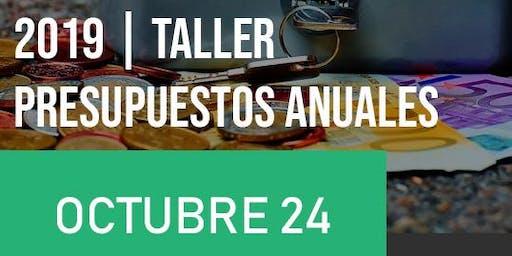 Taller Presupuestos anuales