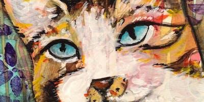 Pet Portrait Workshop by Adena Helm