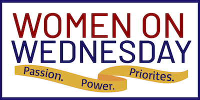 Women on Wednesday at the Capitol