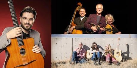 Colorado Gypsy Jazz Festival feat. Joscho Stephan and Harmonious Wail tickets
