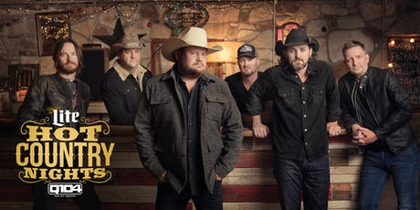 Hot Country Nights: Randy Rogers Band tickets