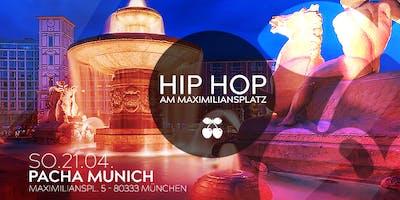 Hip Hop am Maximiliansplatz (das Original)