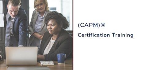CAPM Classroom Training in Stockton, CA tickets