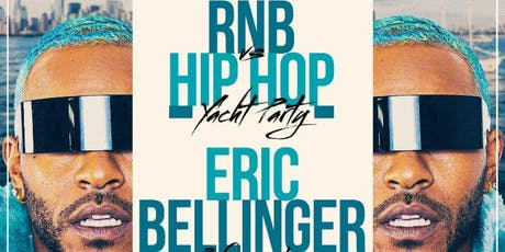 6/28 -ERIC BELLINGER *VIP* - HORNBLOWER YACHT PARTY! - LIVE PERFORMANCE!  tickets