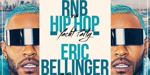 6/28 -ERIC BELLINGER *VIP* - HORNBLOWER YACHT PARTY! - LIVE PERFORMANCE!
