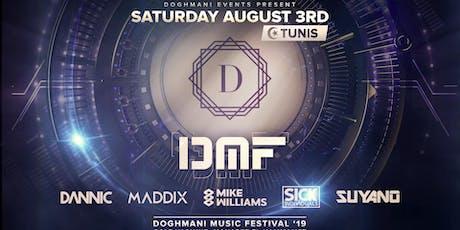 Doghmani Music Festival 2019 DMF tickets