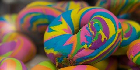 Rainbow Bagel workshops tickets