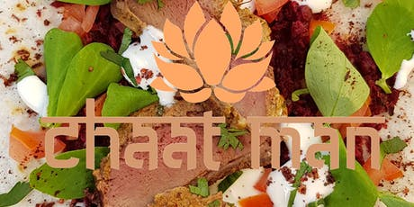 Chaat Man Supper Club tickets