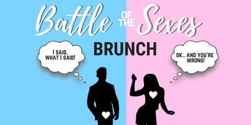 Eminent Lady Brunch: DC (Battle of The Sexes Edition)