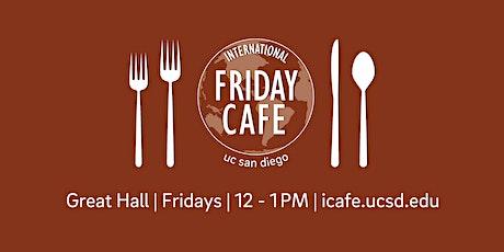 Friday Cafe Volunteers tickets