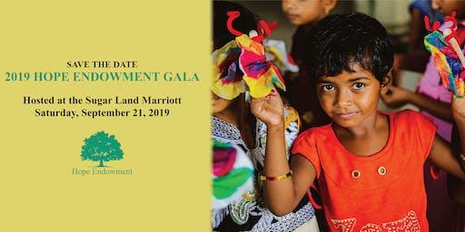 9th Annual Hope Endowment Gala - - THE GREATEST SHOW