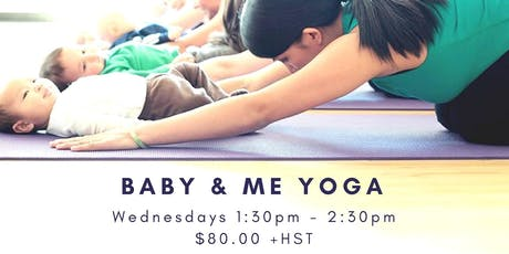 Baby and Me Yoga tickets