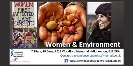 Women, Health & Environment tickets