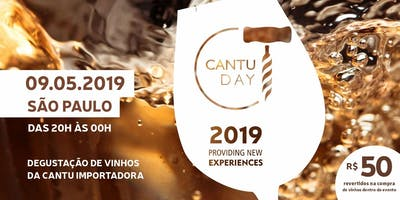 Cantu Day 2019 - São Paulo