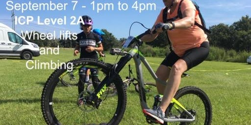 AJS MOUNTAINBIKE SKILLS CLINIC - WHEEL LIFTS, LEVEL LIFT & PEDAL WHEEL LIFT