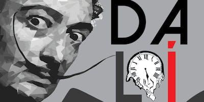 Salvador Dalí Exhibition at Frames USA