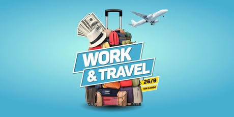 Work and Travel 2019 entradas