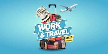Work and Travel 2019 entradas