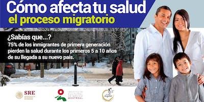 Cómo afecta tu salud el proceso migratorio