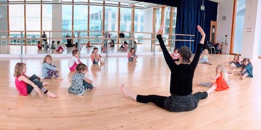 Tiny Tot Dance a Lot June