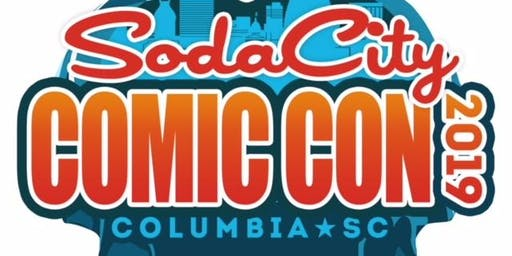 Soda City Comic Convention 2019