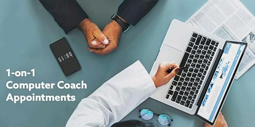 1-on-1 Computer Coach session (1 hour)