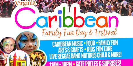 3rd Annual Virginia Caribbean Family Fun Day and Festival at Virginia Beach SportsPlex tickets