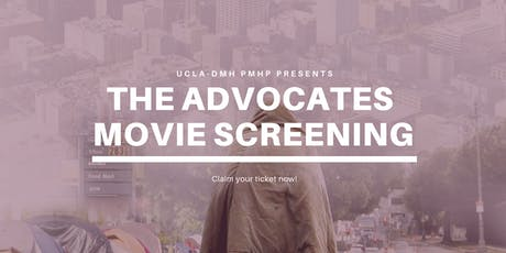 The Advocates Screening and Q&A tickets