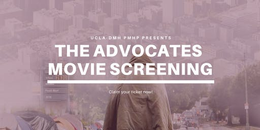 The Advocates Screening and Q&A