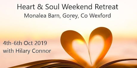 Heart & Soul Weekend Retreat tickets