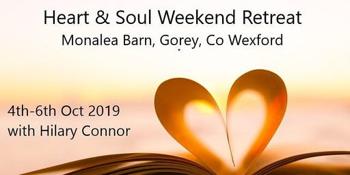 Heart & Soul Weekend Retreat