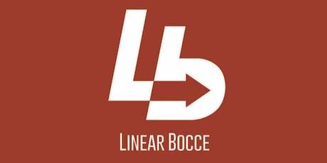 2019 Linear Bocce World Championship tickets
