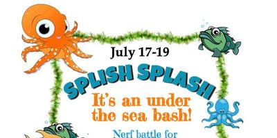 Splish Splash summer camp