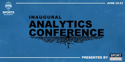 Inaugural Sounders FC Analytics Conference presented by Sportlogiq, June 22 – 23, 2019