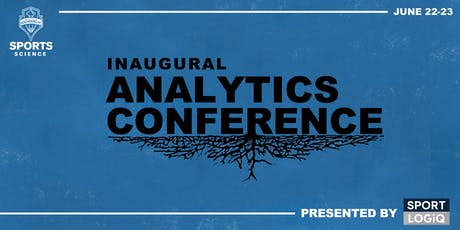 Inaugural Sounders FC Analytics Conference presented by Sportlogiq, June 22 – 23, 2019 tickets