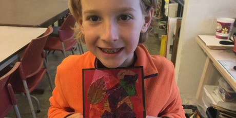 Kids Art: Oodles of Doodles: August 1,8,15,22,29, 4-5:30pm tickets