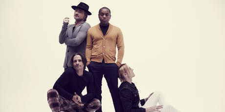LPR & CEG Present: Vintage Trouble with special guest Joanna Teters tickets
