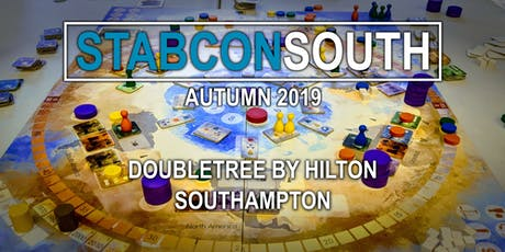 Stabcon South: Autumn 2019 tickets