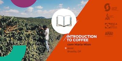 Introduction to Coffee – Curso SCA (Brasília)