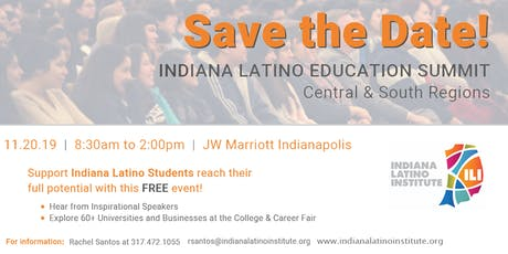 2019 Indiana Latino Institute Education Summit - Indianapolis tickets