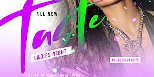 """Taste Thursdays"" @LEVEL2 Downtown Delray Beach  (18+..."