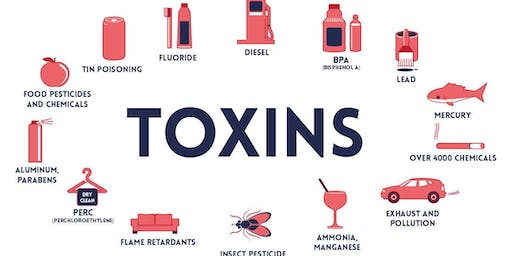Toxins in The Home - Free Health Education Workshop