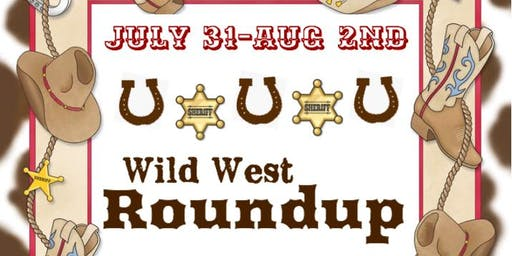 Wild West day camp